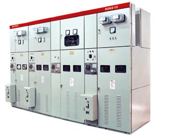 XGN2-12金属封闭高压开关柜